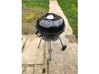 Large Round BBQ