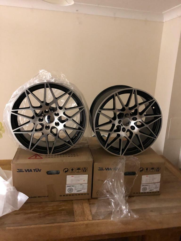 Bmw M4 Competition Rims For Sale
