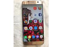 Samsung s7 edge 32gb Unlocked Not Iphone 7