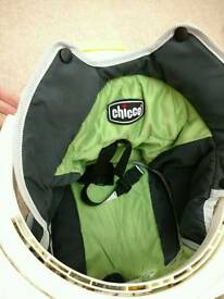 High chair chicco 360 with tray