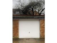 Gated garage space for single motorcycle Herne Hill