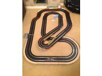 Scalextric Digital Large Layout with Hairpin & 2 Cars
