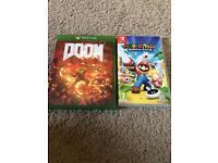 Xbox / switch sale / swop