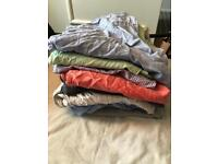 10 Mixed mens shirts Sizes 16 - 17.5