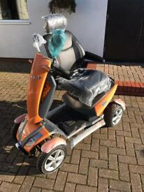 Tga vita 4 mobility scooter(brand new)