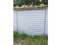 Garage to rent no damp secure