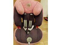 Britax Evolva 1-2-3 plus baby car seat