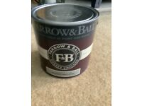 Farrow and Ball Pink Paint