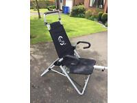 EXERCISE HOME GYM AB MASTER AB CHAIR DELUXE
