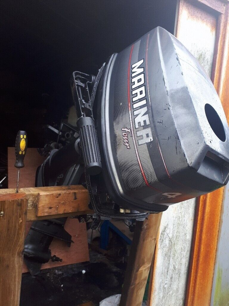 4hp Mariner Spare Parts In Leven Fife Gumtree