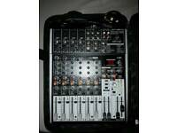 8 Channel Mixer - USB - Effects