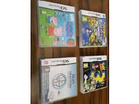 Ds games x4