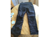 Buffalo Motorbike trousers – XL -great condition - A bargain at £30.00 ONO - Ship UK wide for £5.00