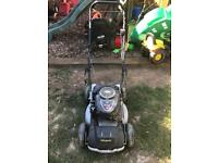 Massport petrol self-propelled mulcher lawnmower