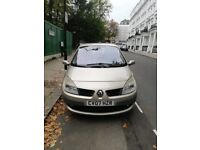 Renault SCENIC 2007 1.6 Petrol Automatic