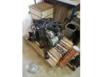 1Z Tdi engine from: Golf / Passat / jetta / caddy / T4