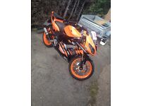 Rieju rs2 50 matrix ( rs 50 , rs4 , aprilia , yamaha , 125) sold as seen