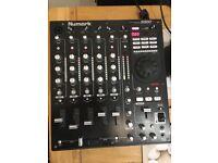 Numark 5000FX Pro Dj mixer like new