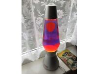 Mathmos astro lava lamp large free local delivery
