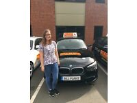 Driving lessons in Falkirk/Stirling/Cumbernauld