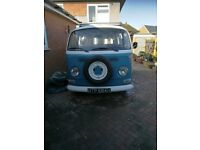 Unfinished Project. VW Type 2 1969 Early Bay