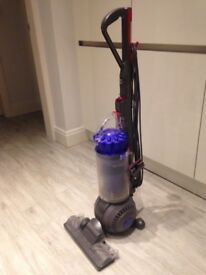 Dyson dc41 all floors upright vacuum cleaner