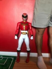 Large power ranger