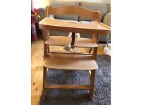Aldi High Chair, Brand New