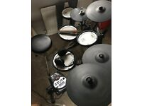 Roland TD11KV Drum Kit *ADDITIONAL CYMBAL AND TAMA IRON COBRA KICK*