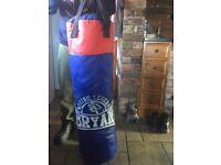 Bryan Punch Bag