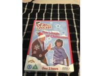 DVD grandpa in my pocket the magic of Christmas