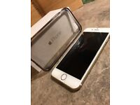Apple IPhone 6 White & Gold Boxed