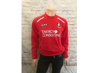 AFC Bournemouth Football Top, Long Sleeved, Size Medium, Great Condition