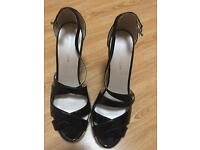 Karen Millen wedge shoe