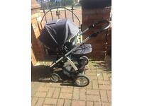 Mamas and papas sola 2 mtx travel system