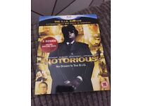 Notorious, Blu-Ray 2009, Brand New