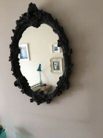 Baroque Style Wall Mirror