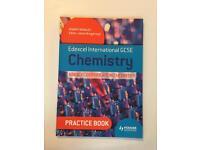 Edexcel IGCSE Chemistry Practice Book