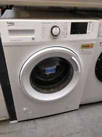 Beko Washing Machine *Ex-Display* (8kg) (12 Month Warranty)