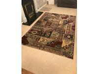 Rug 160x230cm - Viscount rug (as new condition).