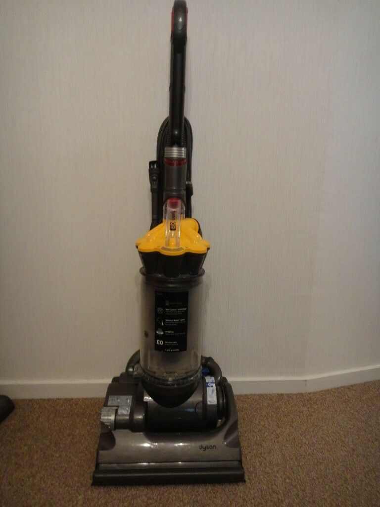 Dyson Dc 33 Vacuum Cleaner Hoover With Tools Cleaned And
