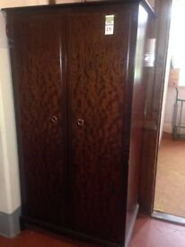 A gorgeous STAG wardrobe & drawers. 7/11