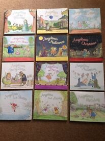 ANGELINA BALLERINA BOXED STORY BOOK COLLECTION