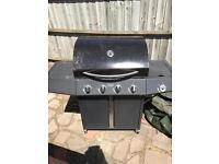 Garden gas barbecue BBQ cooker fully working QUICK SALE