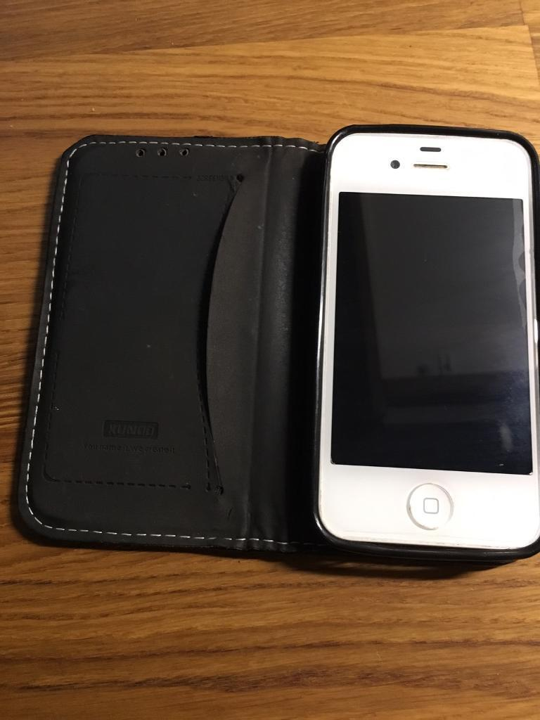Immaculate iPhone 4s 16gb unlocked
