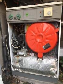 Worcester Bosch Natural gas Combi boiler