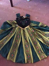 Disney princess Anna dress