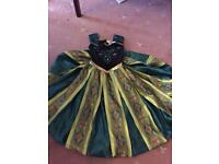 Disney princess Anna dress