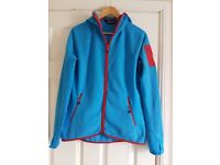 Ladies Berghaus hooded fleece. Size 16. Good condition. Sleeve zip. Just £10
