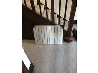 Gloss white radiator for sale